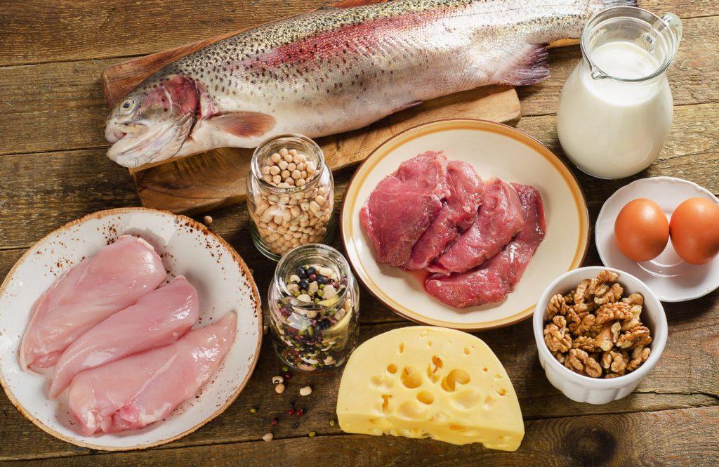 Proteine Dieta Mediterranea
