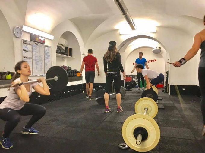 Box CrossFit Villa Albani Roma